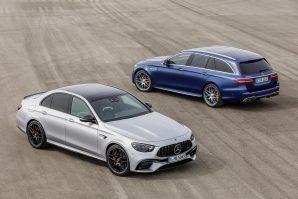 Mercedes-AMG E 63 4Matic+ i Mercedes-AMG E 63 S 4Matic+ stigli u osvježenom izdanju [Galerija]