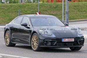 Na tržište uskoro stiže redizajnirana Porsche Panamera