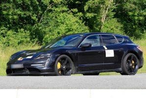 Priprema se još jedan električni Porsche – Taycan Cross Turismo