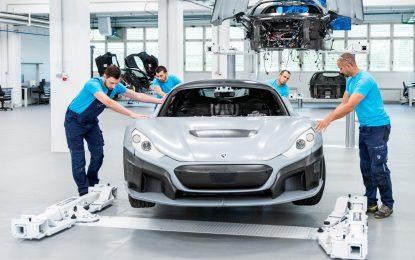 Rimac Automobili ima novu proizvodnu liniju [Galerija i Video]