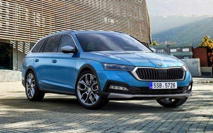 Pogledajte kako izgleda Škoda Octavia Scout – premijera početkom jula