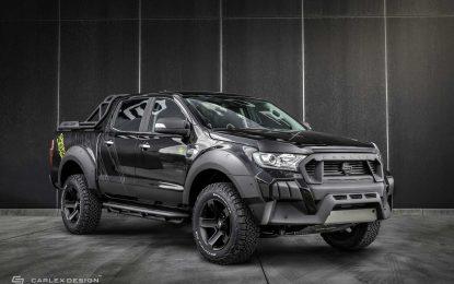 Carlex Design Ford Ranger Widebody – još samo nedostaje motor V8 [Galerija]