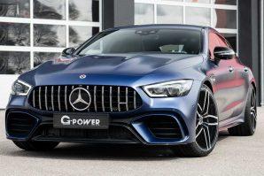 G-Power GP 63 Bi-Turbo – G-Powerova radikalna prerada Mercedes-AMG-a GT 63 za snagu od 800 KS [Galerija]