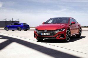 Osim redizajniranog Arteona, Volkswagen premijerno predstavio i Arteon Shooting Brake [Galerija i Video]