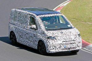 Volkswagen Transporter sedme generacije stiže i kao Plug-In Hybrid