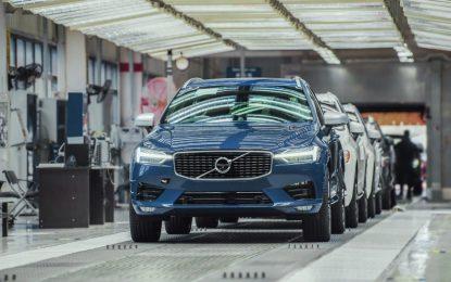 Volvova tvornica automobila Chengdu u punom kapacitetu počinje koristiti električnu energiju iz obnovljivih izvora