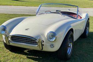 Za 58 godina postojanja kompanije AC Cars, pripremljena limitirana serija replike atraktivne AC Cobre iz 1962. – i to s pogonom na struju