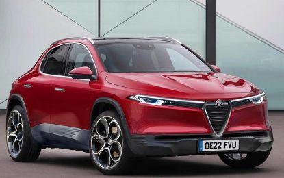 Alfa Romeo Brennero – još jedan crossover na putu realizacije