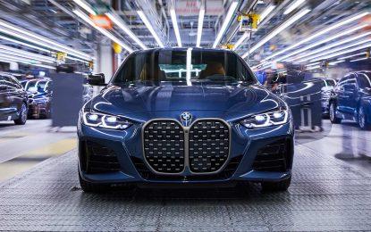 Započela proizvodnja BMW-a Serije 4 Coupe u tvornici Dingolfing [Galerija]