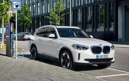 BMW iX3 – Prvi BMW-ov električni SUV [Galerija i Video]