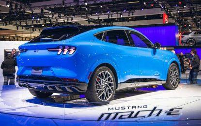 Poznate i cijene za Ford Mustang Mach-E [Galerija]