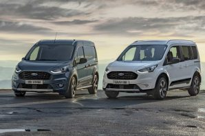 Ford Tourneo Connect Active i Transit Connect Active – novi stil za avanturiste [Galerija i Video]