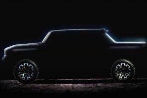 GMC Hummer EV – promocija najesen
