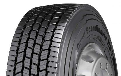 Continental Conti Scandinavia HS3 ED – zimske gume za kamionske upravljačke osovine