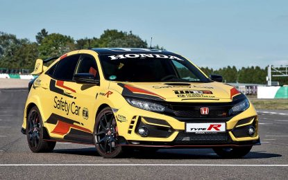 Honda Civic Type R Limited Edition – zvanični Safety Car za 2020 WTCR [Galerija]