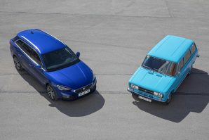 Dva karavana, a 50 godina – Seat 1430 i Seat Leon Sportstourer [Galerija i Video]
