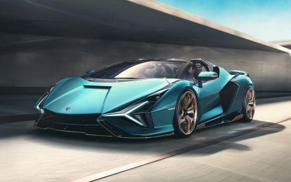 Lamborghini Sián Roadster – samo za bogate kolekcionare [Galerija i Video]