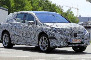Mercedes priprema novi električni SUV?