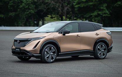 Nissan Ariya – električni coupe crossover za novu eru [Galerija i Video]