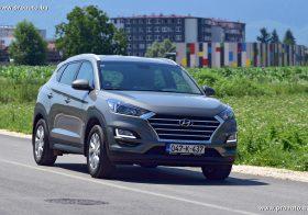 TEST – Hyundai Tucson Fl 1.6 GDI 2WD 6MT GLS Classic plus