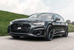 Abt Sportsline Audi A5 – obnavljanje ponude