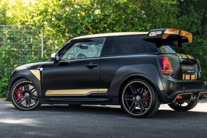 Manhart GP3 F350 – Mini JCW s 350 KS [Galerija]