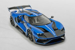 "Ford GT postao ""Le Mansory"" [Galerija i Video]"