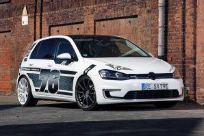 Tuner xXx Performance poboljšava vozna svojstva Volkswagenu e-Golfu [Galerija]