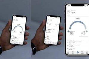 """Aplikacija za pametne telefone """"Volvo on Call"""" sada vozačima plug-in hibrida omogućava uvid u uzorke vožnje na električni pogon"""