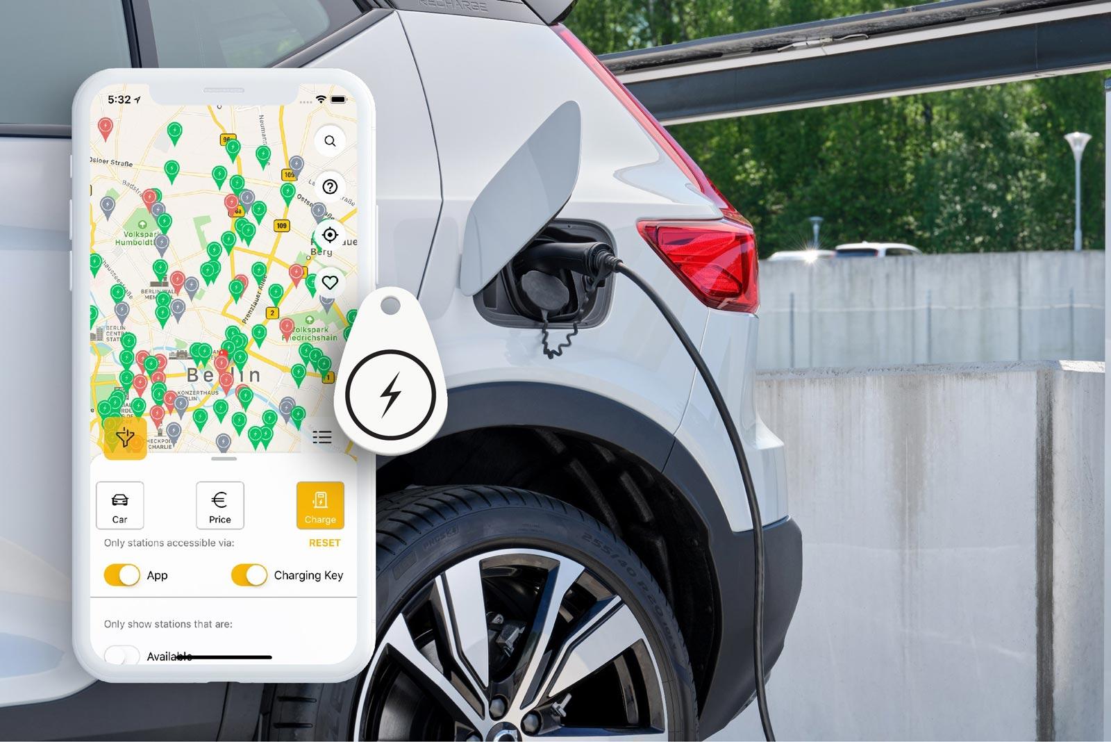 Volvo Cars i Plugsurfing nude servis punjenja električnih