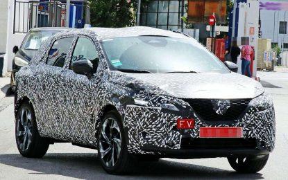 Treća generacije Nissana Qashqaija stiže naredne godine