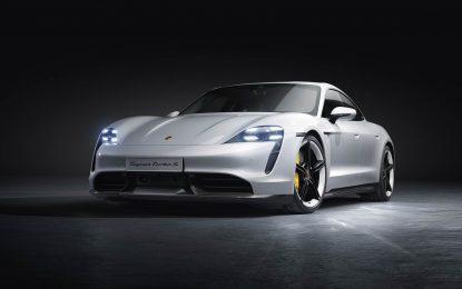 Već unaprijeđen Porsche Taycan
