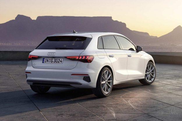 Audi A3 Sportback 30 g-tron [2020]