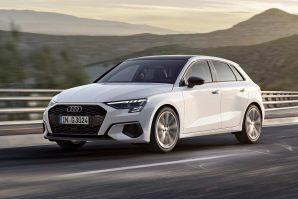 Stiže i Audi na CNG – Audi A3 Sportback 30 g-tron [Galerija]