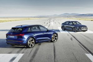 Predstavljeni prvi električni automobili serijske proizvodnje u svijetu, koji imaju tri motora: Audi e-tron S i e-tron S Sportback [Galerija i Video]