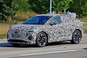 Audi Q4 Sportback e-tron mogao bi biti predstavljen čak i ove godine