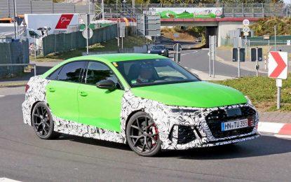 Novi Audi RS3 Sedan moguće i sa 450 KS!