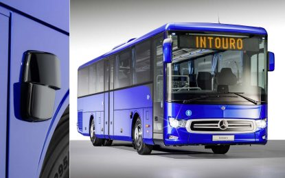 Mercedes-Benz uvodi sigurnosni sistem Active Brake Assist 5 u autobuse