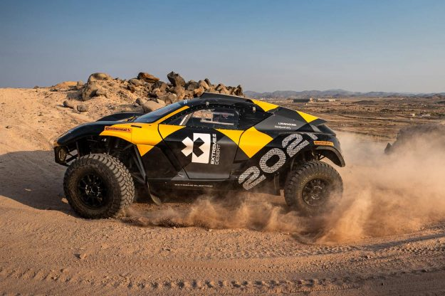 Extreme E Racing Series