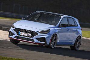 Poboljšanja za još veći veći užitak u vožnji u obnovljenom Hyundaiju i30 N [Galerija i Video]
