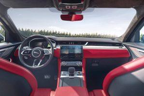 Jaguar F-Pace [2021]