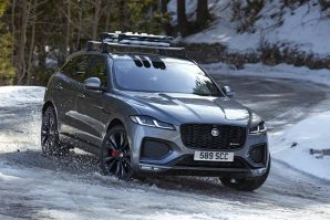 Jaguar redizajnirao F-Pace [Galerija i Video]
