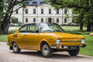 Prvih 50 godina elegantnog sportskog automobila s motorom smještenim straga – Škoda 110 R Coupé [Galerija i Video]