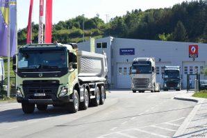 U BiH završen Demo Tour novih Volvo kamiona FH, FM i FMX [Galerija]