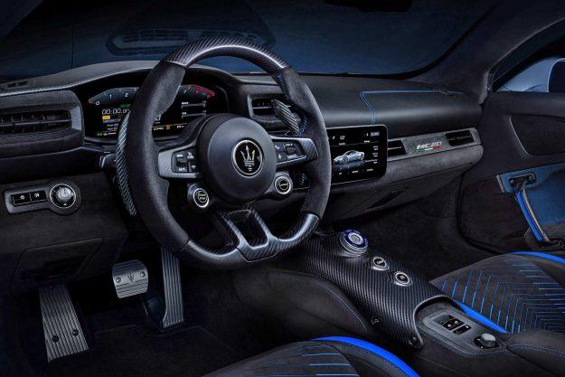 Maserati MC20 [2020]