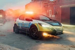 Nissan Re-Leaf namijenjen za hitne spasilačke službe [Galerija i Video]