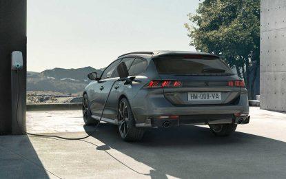 Najavljen Peugeot 508 PSE kao prvijenac Peugeot Sport Engineereda [Galerija i Video]