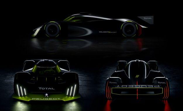 Za iduću sezonu 24h LeMansa, Peugeot u saradnji s Totalom razvija Le Mans Hypercar