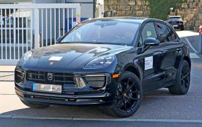 Porsche Macan – još jedno osvježenje