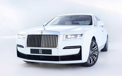 Rolls-Royce Ghost – tehnološki najnapredniji Rolls-Royce do sada [Galerija i Video]